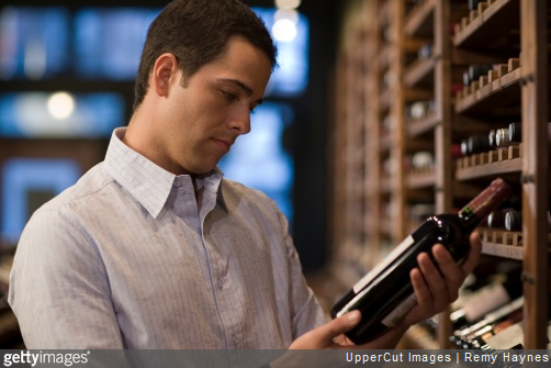 Conseils pour bien  lire les étiquettes d'un vin français