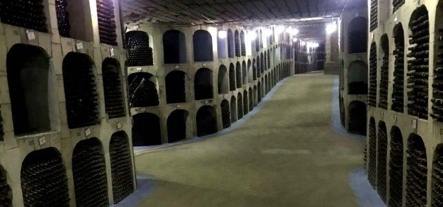 La plus grande cave à vin du monde se trouve en Moldavie