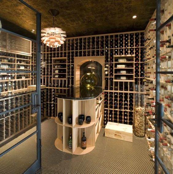 Bar à vin chez soi : la tendance du moment